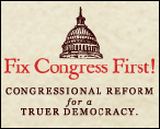 Fix Congress First