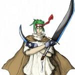 Gem - Two Runeblades
