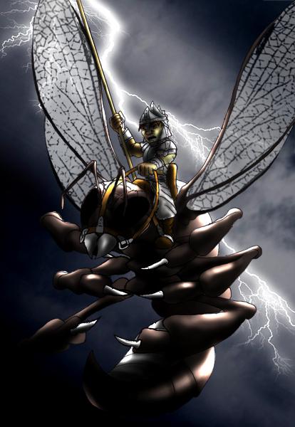 Titan Wasp